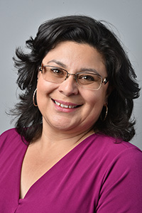 Phot of Principal Yvonne Torres